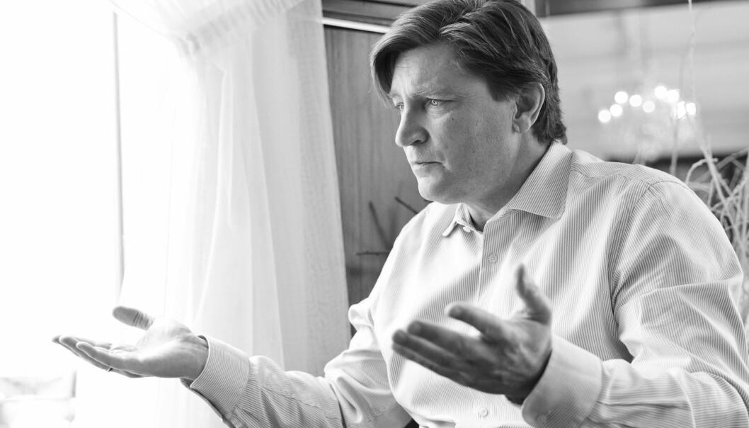 Christian Tybring-Gjedde vil fjerne liberalismen og gjøre Frp nasjonalkonservativt. Han får ikke viljen sin - denne gangen.