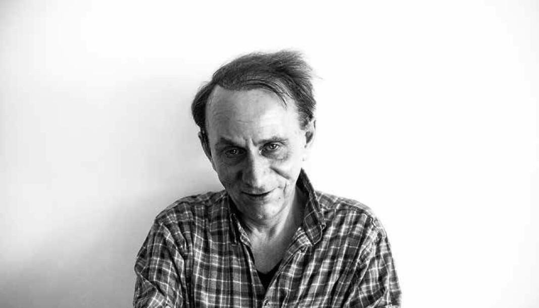 Forfatter Michell Houellebecq.