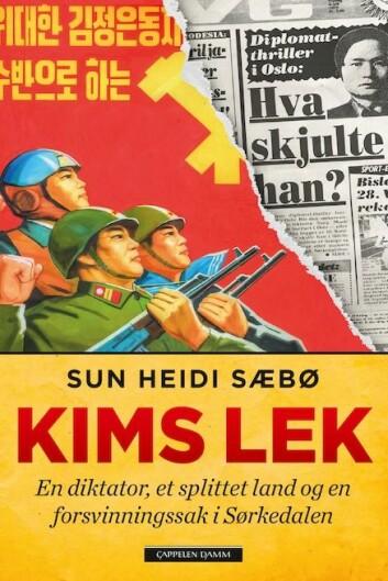 Kims Lek er bygget opp ved hjelp av spenningslitteraturens dramaturgi. Som en rød tråd følger vi (den sanne) historien om den sørkoreanske studenten KohSang-moon, som var gift og hadde barn i Seoul, og som forsvant i Sørkedalen utenforOslo i 1979. Noe senere dukket han opp i Pyongyang, hvor han holdt en surrealistisk propagandatale for Kim Il-sung på nordkoreansk TV. Forsvinningen skapte diplomatiske forviklinger mellom Norge og Sør-Korea, med et norsk politi som fremstår temmelig amatørmessig når storpolitikken banker på døra i lille Oslo.