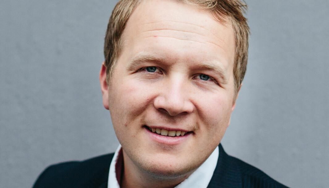 Filip Rygg tror KrFs nylige oppgang på meningsmålingene skyldes to faktorer.