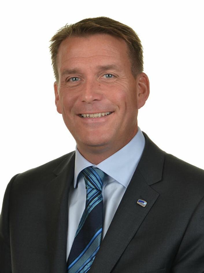 KRITISK: Kårstein Eidem Løvaas i Høyre. Foto: Stortinget.