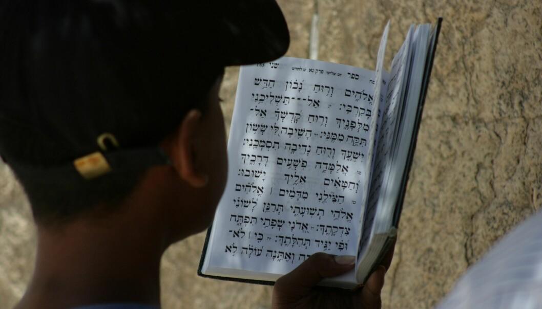 Mange av læreverkene gir godt grunnlag for å lære om og reflektere over jødedommen, skriver Linn-Aurora Wengen. Illustrasjonfoto: Pixabay.