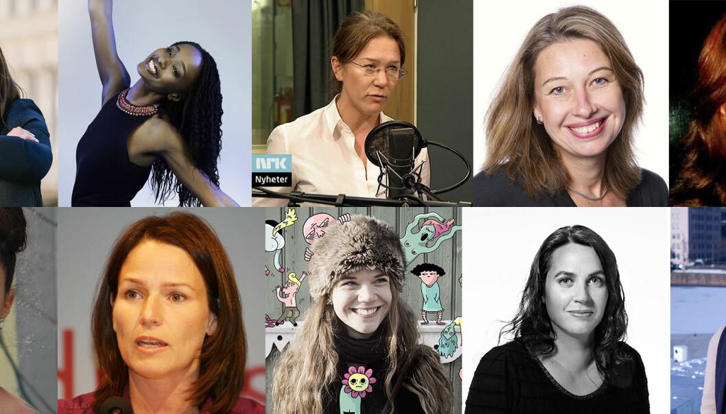 Det en stor glede å kåre ti kule kvinner, skriver Ingebjørg Sofie Larsen