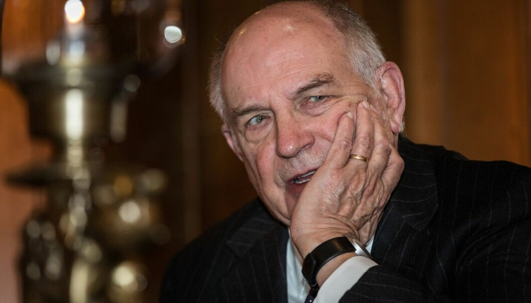 Charles Murray er aktuell med den nye boken Human Diversity – The Biology of Gender, Race and Class.