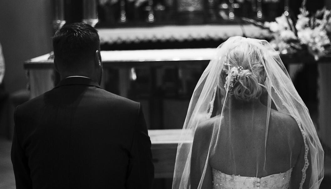 Svært få norskfødte med pakistansk bakgrunn gifter seg med noen med norsk bakgrunn.