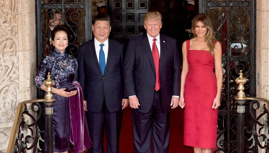 En historisk mekanisme som ofte gjentar seg, kan skape krig mellom USA og Kina, hevder Harvard-statsviteren Graham Allison.