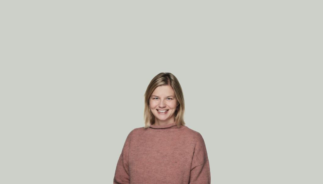 – Velgerne må vite forskjellen på et borgerlig samarbeid med og uten Venstre, sier Guri Melby, stortingskandidat for Oslo Venstre.