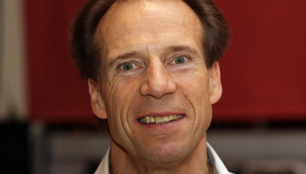 PÅDRIVER: Jan Bøhler. Foto: Arbeiderpartiet