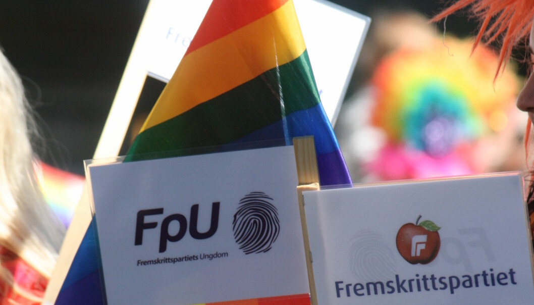 Når Solveig Horne kaller seg «homominister» og Carl I Hagen unnskylder gammel homofobi, er det ikke uttrykk for «homonasjonalisme», skriver Ivar Staurseth. (Foto: Wikimedia Commons)