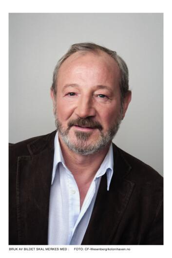 Fagdirektør Torstein Bye i Statistisk Sentralbyrå (SSB).