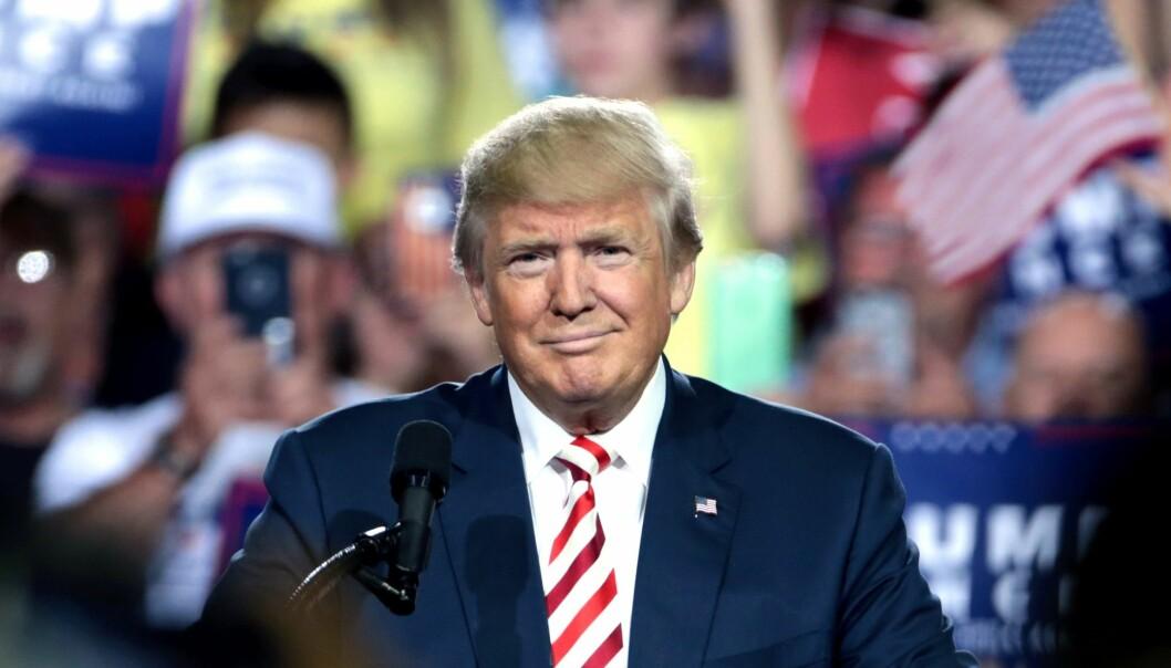 Trump har den seneste måneden vinglet i spørsmålet om å trekke ut amerikanske styrker fra Syria.