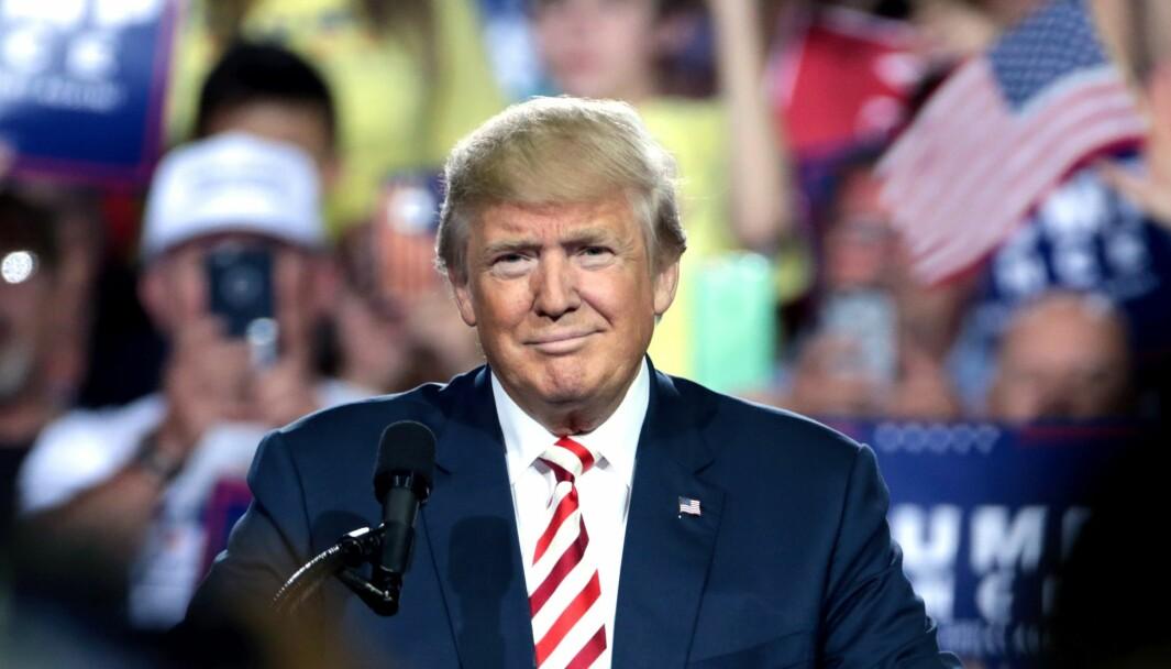 I 2016 fikk Donald Trump 14 prosent av stemmene fra LHBT-velgere.
