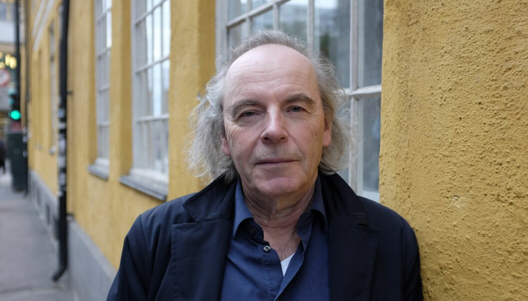 Professor Terje Tvedt har denne høsten holdt en svært populær foredragsrekke om samtidens historieløshet på Nasjonalbiblioteket