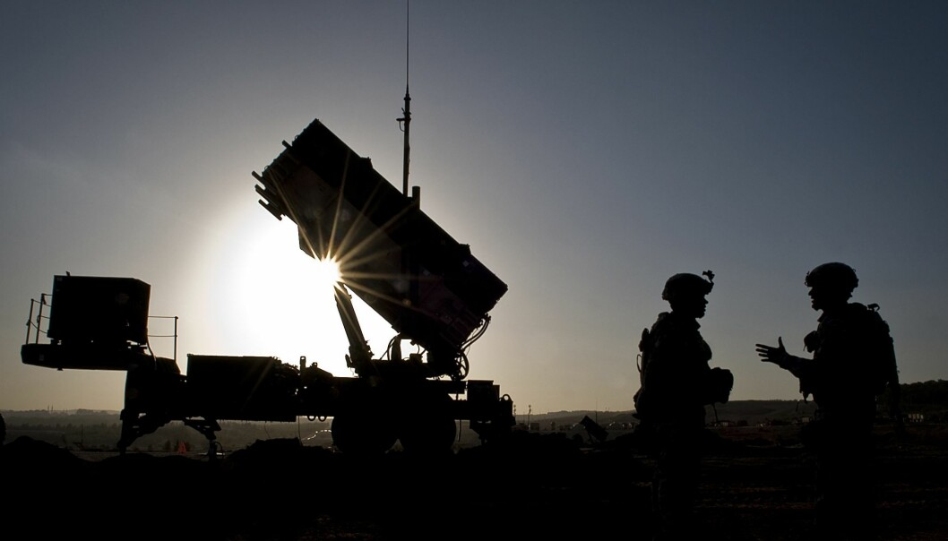 Patriot deployment to Turkey