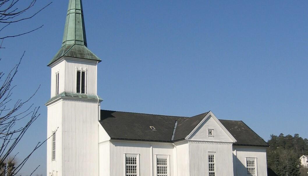 Hisøy kirke