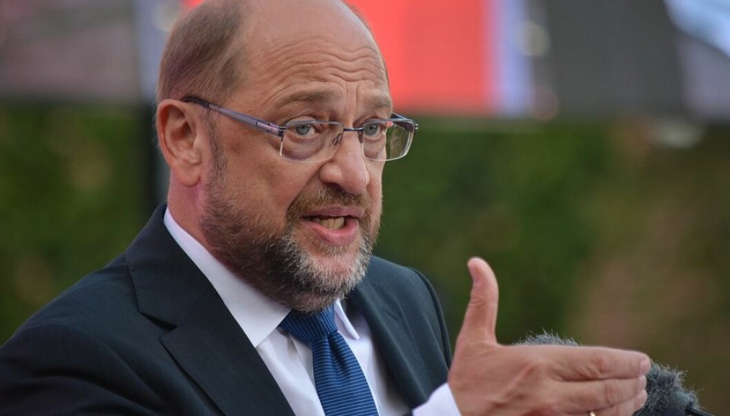 Martin Schulz Man Spd Candidate For Chancellor