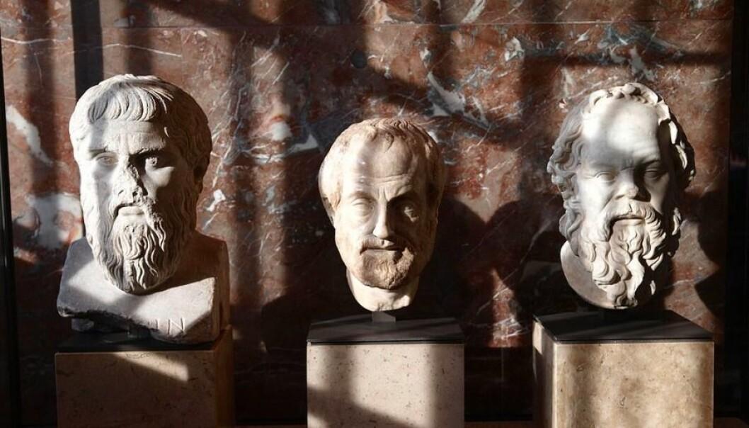 De gamle grekerne. De er døde nå. Men de bør fremdeles være i live på pensum for norske universitetsstudenter, skriver Ivar Staurseth.