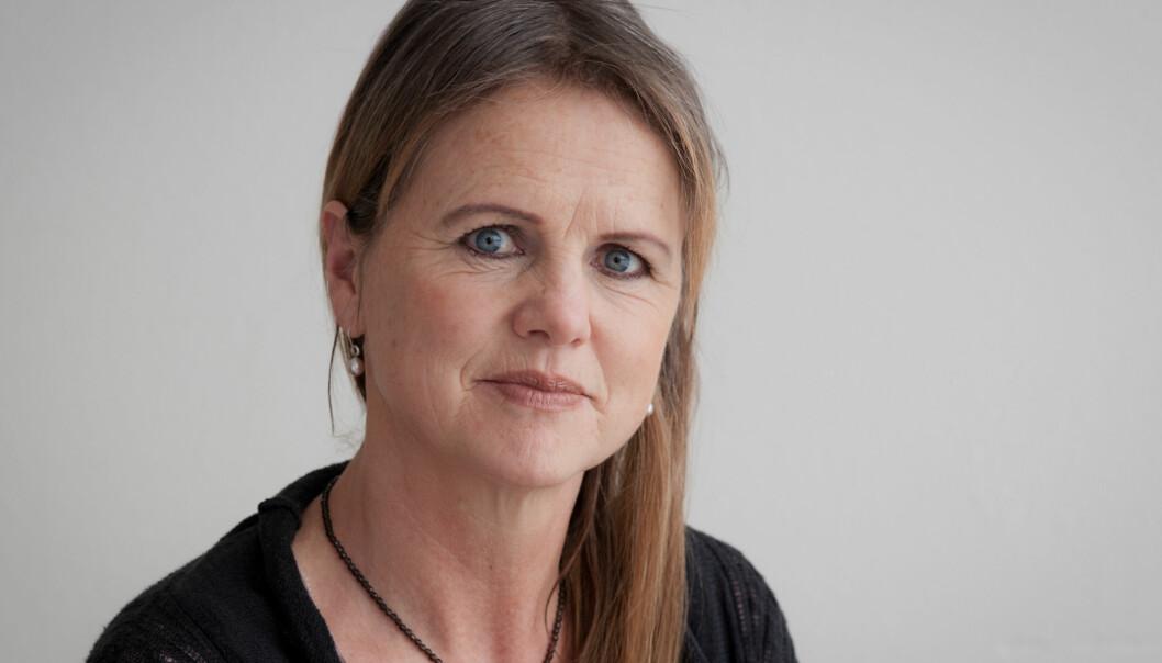 Avdelingsdirektør Hanne Jendal i Utlendingsdirektoratet.