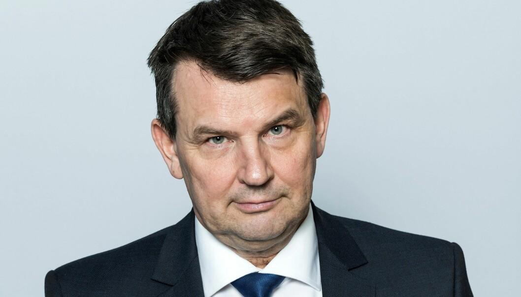Tor Mikkel Wara