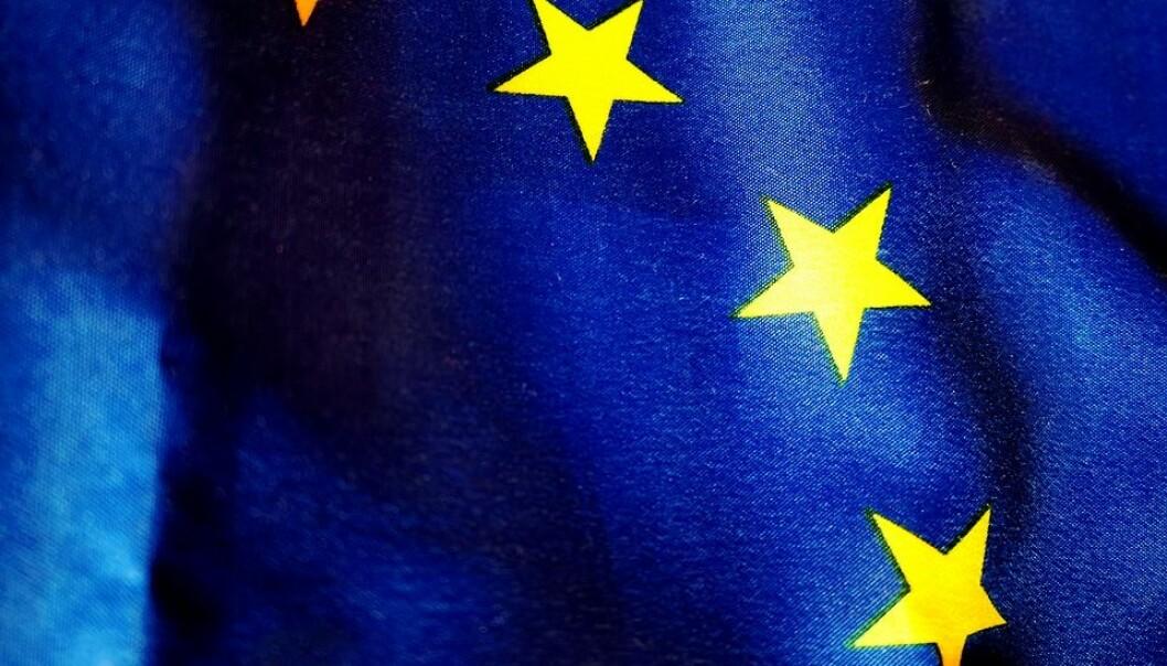 Europe Blue Europe Flag Banner Eu Flag Euro Flag