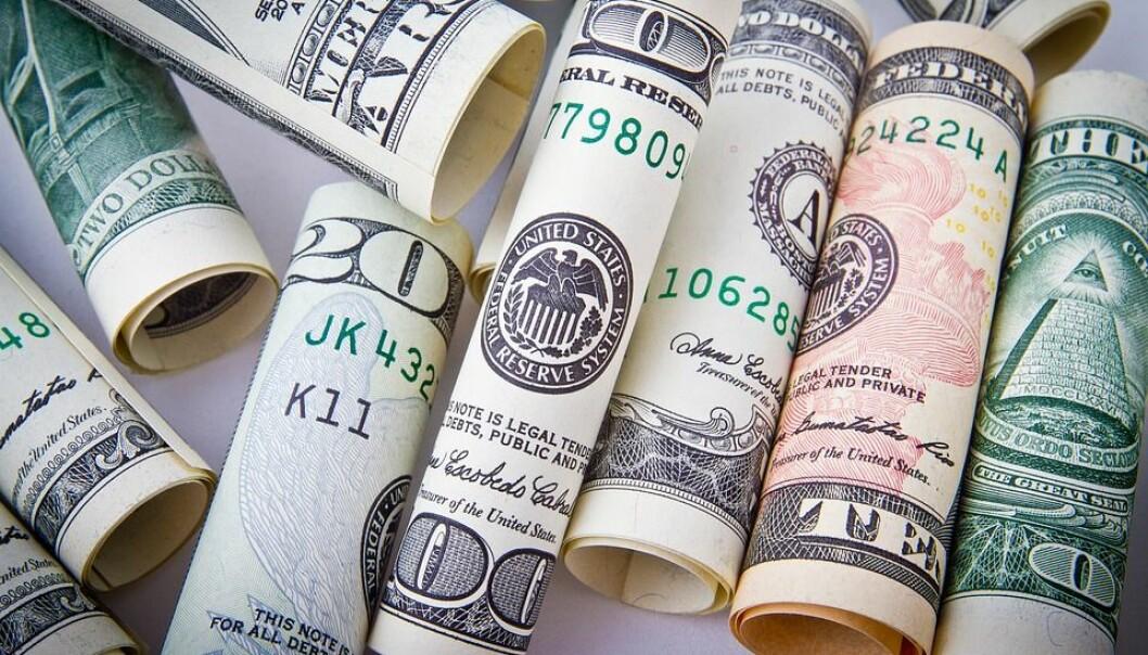 En betydelig del av bistanden fra Verdensbanken havner i skatteparadiser.