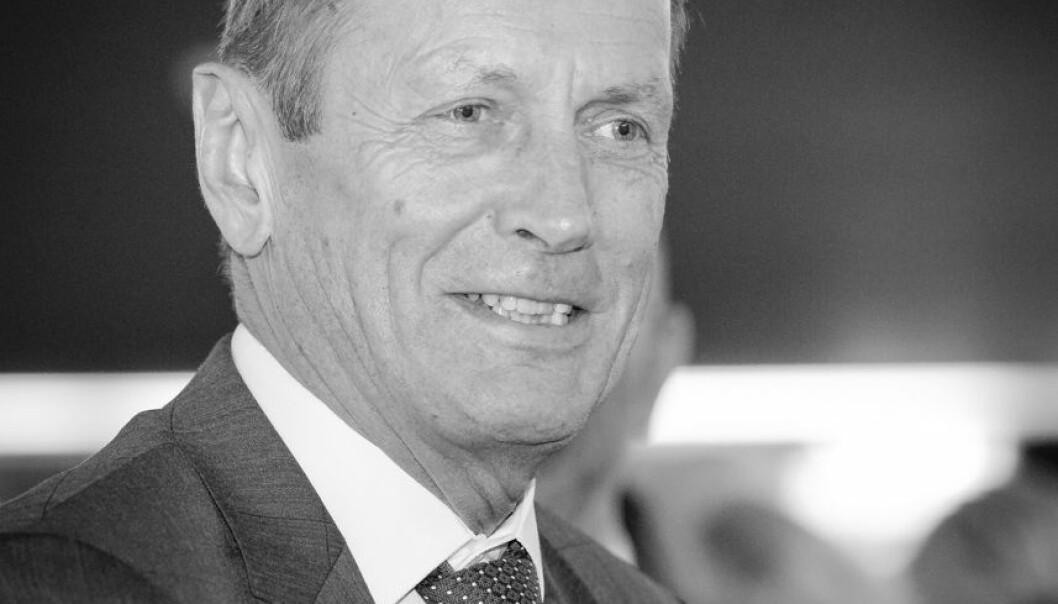 - Det norske bistandsparadigmet har spilt fallitt, sier avtroppende leder i Norfund, Kjell Roland til Minerva.