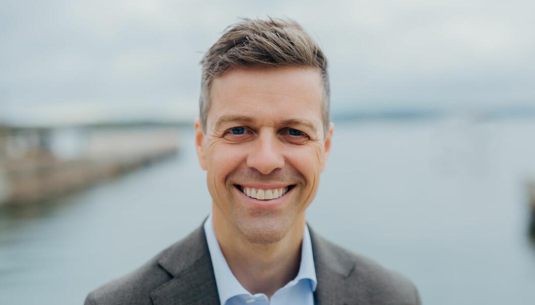 Knut Arild Hareide er blitt samferdselminister – men har ingen politisk rådgiver ennå.