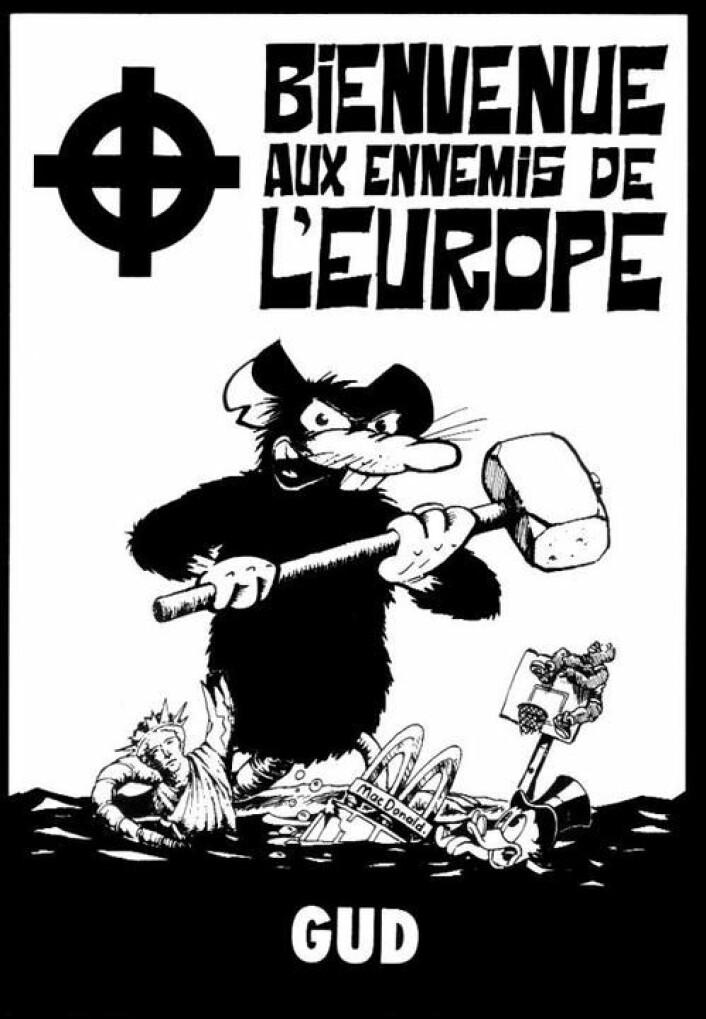 Sjølv om Zúquete skriv om ei relativt ung høgreradikal, rørsle, som særleg har gjort seg gjeldande i det fransk- og det tyskspråklege Europa er det nemleg ikkje vanskeleg å kjenna att dei identitære si tenkning.