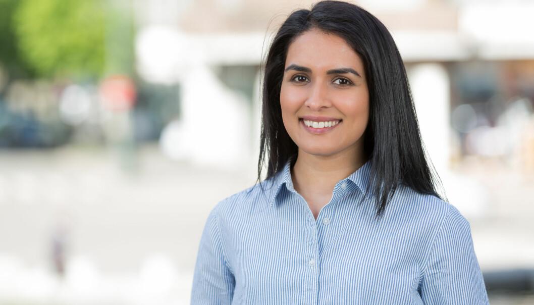 Saida Begum ble nylig valgt som Oslo Høyres ordførerkandidat.