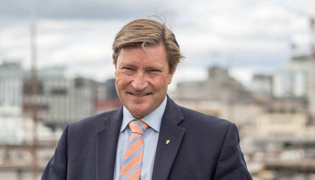 Tybring-Gjedde vil ha avstemning om regjeringsdeltakelse i stortingsgruppen.