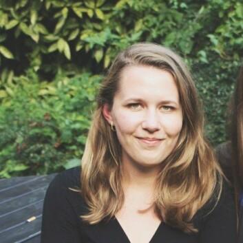 Anne Sofie Beck Knudsen.