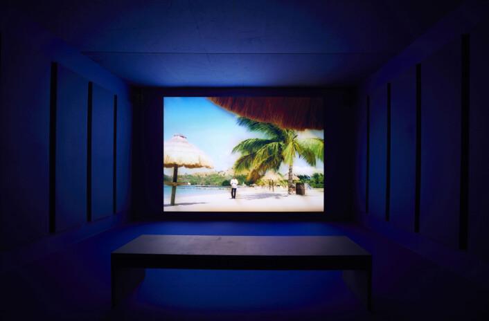 Isaac Julien, Omeros Paradis, 2003
