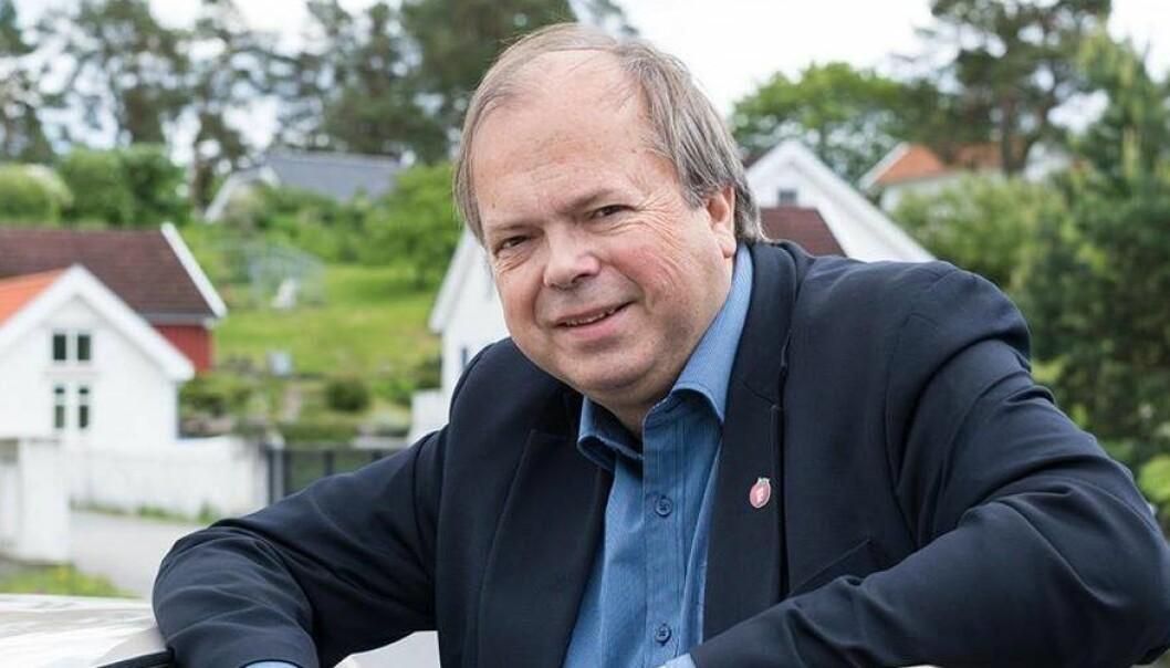 Tidligere leder i Asker Frp, Trond Ellingsen, er bekymret for det han mener er en liberalistisk fløy som får stadig mer makt i partiet.