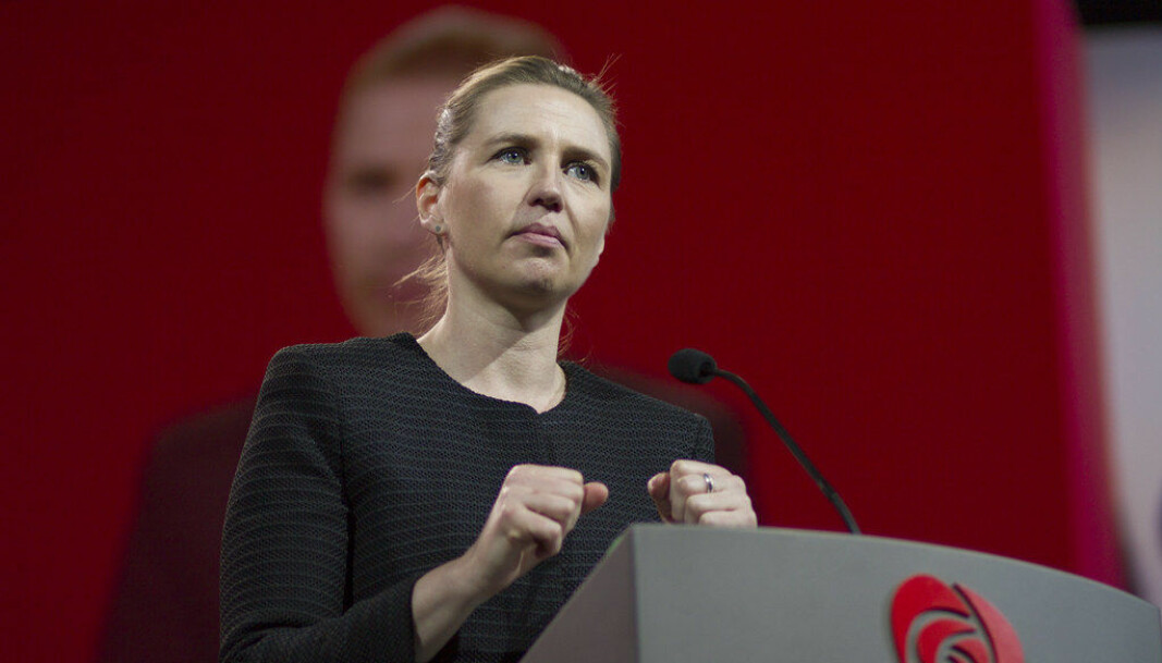 Danmarks statsminister Mette Frederiksen