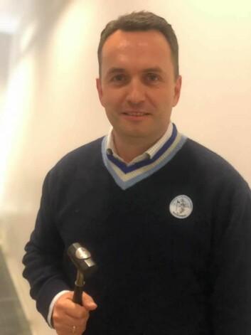 Stian Berger Røsland er styreleder i Skiforeningen