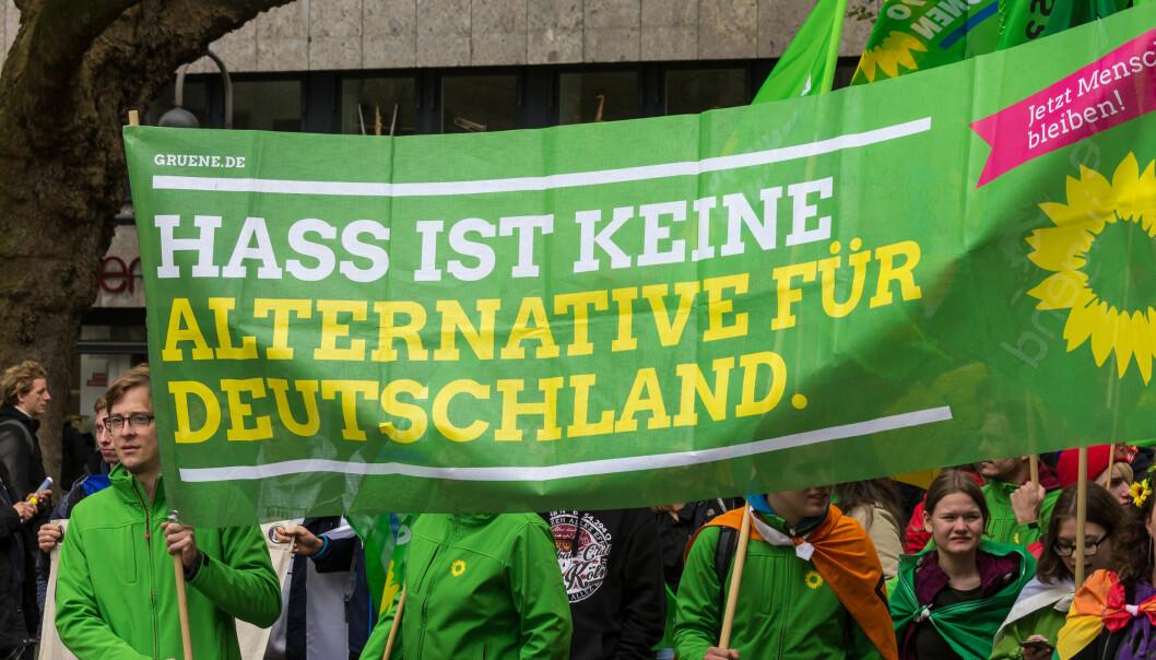 Köln stellt sich quer - Tanz die AfD