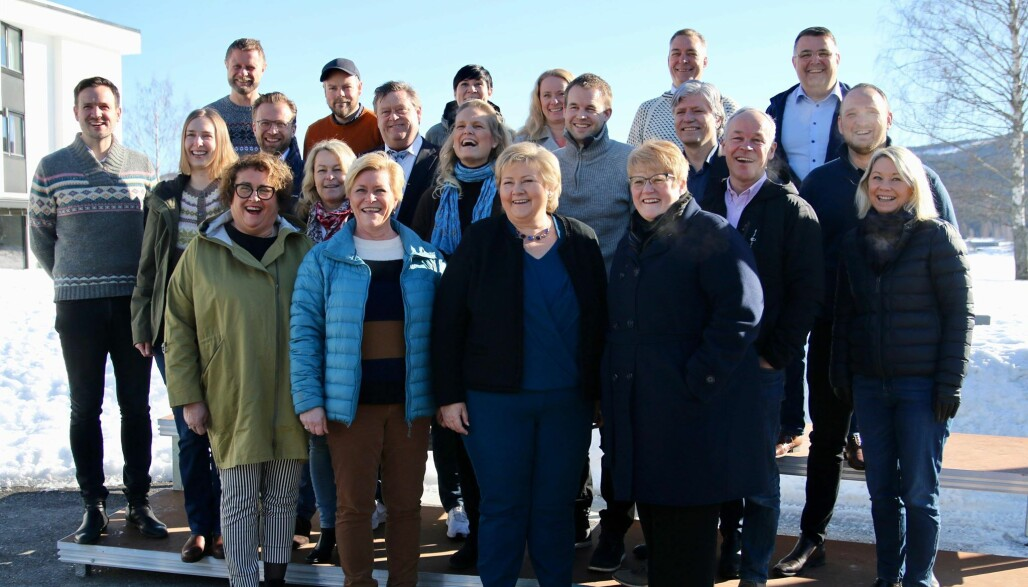 Erna Solberg nådde sitt mål om en flertallsregjering på Granavolden. Siden har det ikke vært så moro.