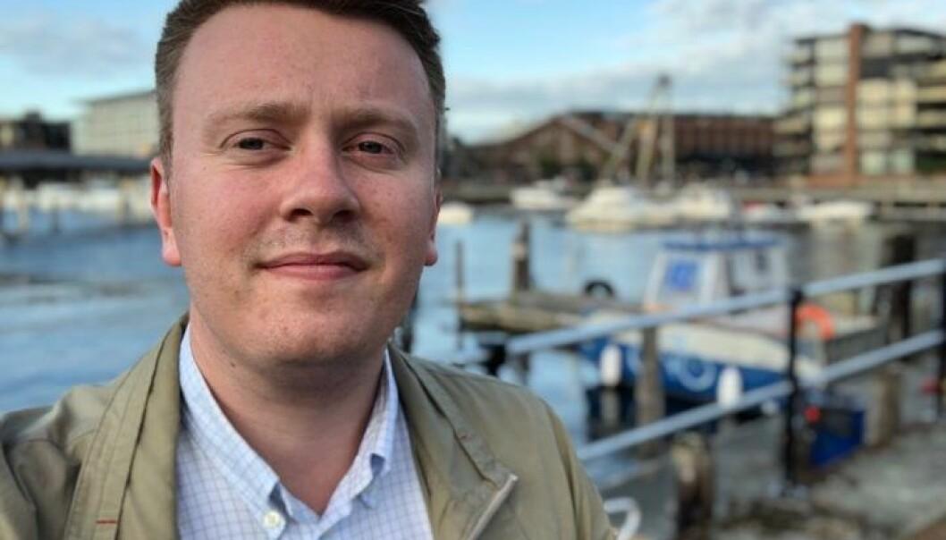 Erik Fløan er rådgiver til Høyres ordførerkandidat i Trondheim.