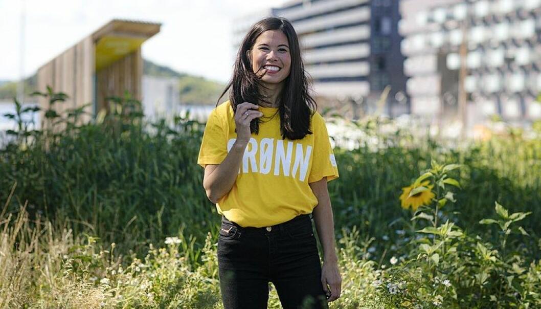 MDGs Lan Marie Nguyen Berg var den politikeren som fikk flest personstemmer i valget i Oslo. Nå anklager enkelte på venstresiden MDG for å føre en usosial miljøpolitikk. Foto: Thomas Ekström/Wikimedia Commons