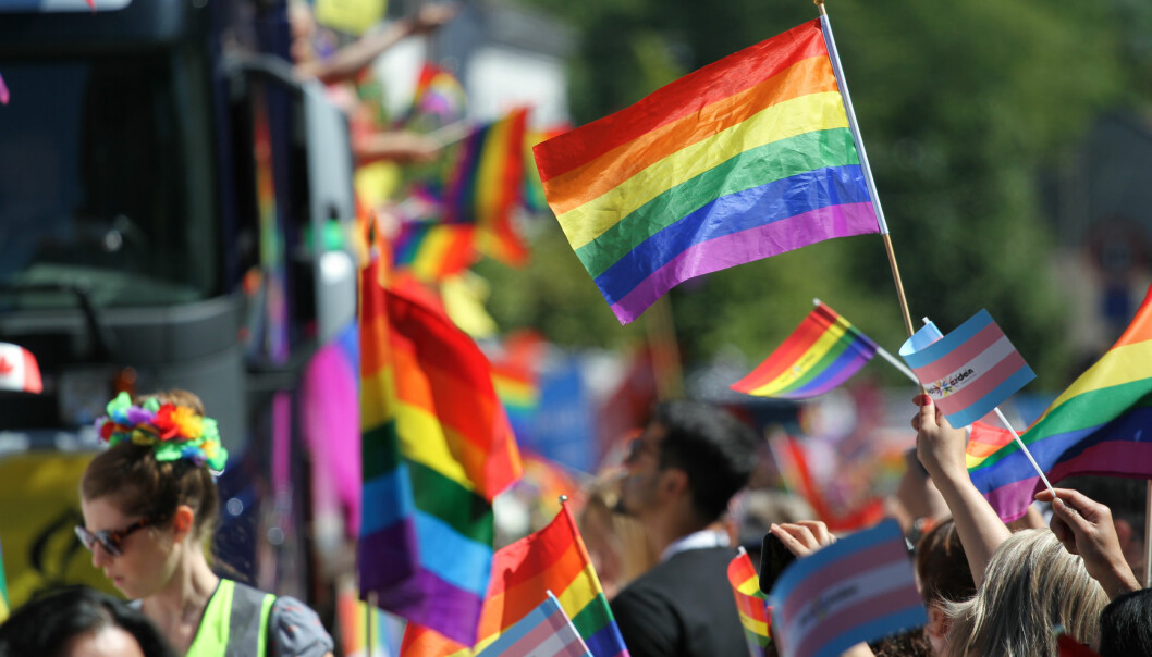 Pride-paraden i Oslo 2018. Foto: Human-Etisk Forbund / Flickr (CC BY-SA 2.0)