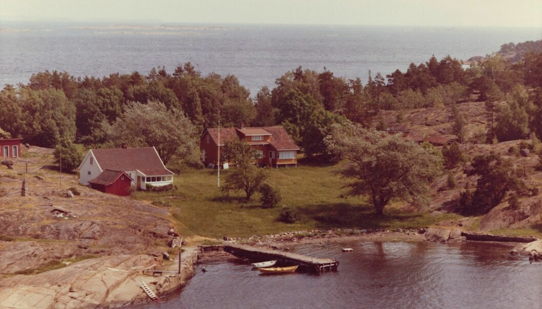 Foto: Vestfoldmuseene. Veierland, CC BY-SA 2.0