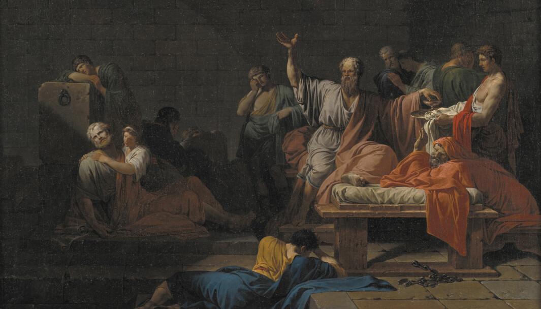 Det ikke å gi svar på spørsmål er noe filosofer har holdt på med lenge, og er det eneste de kan, skriver Arild Pedersen. Den første filosofen som var dyktig i dette var Sokrates.