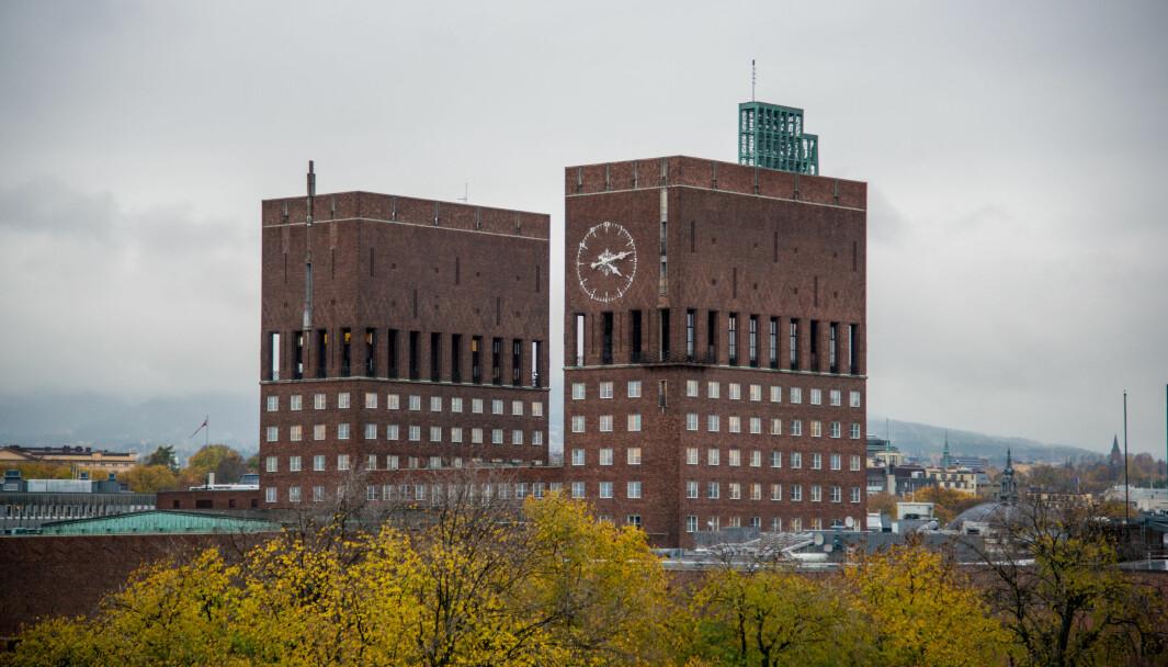 Oslo Rådhus.