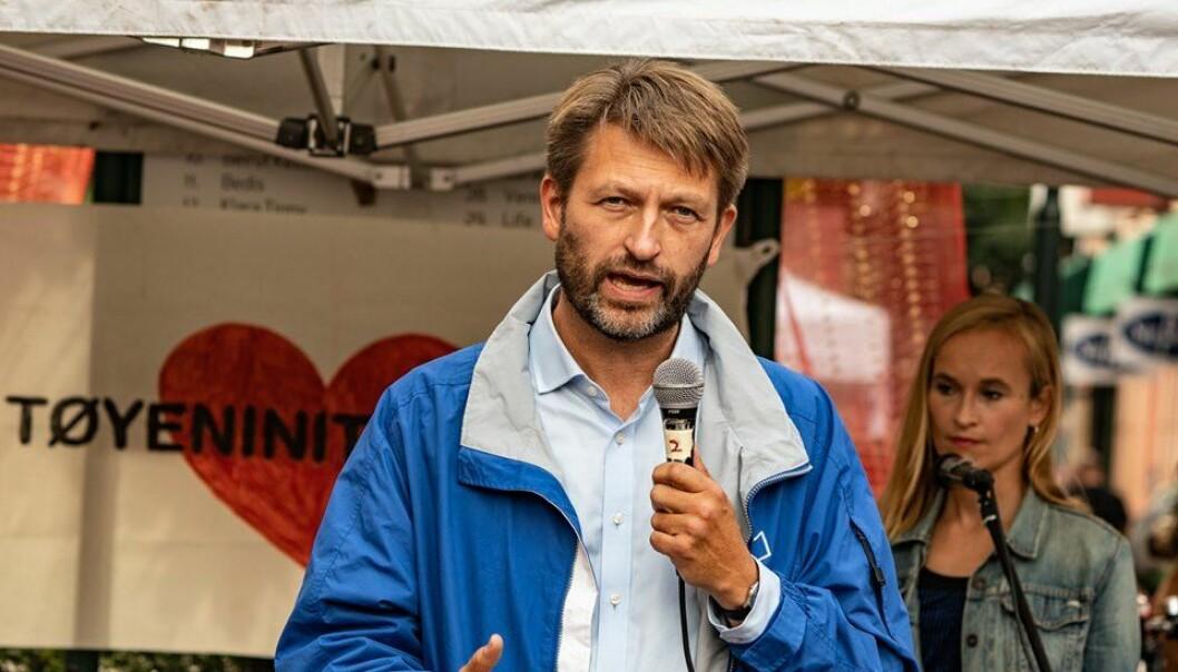 Tidligere byrådslederkandidat for Oslo Høyre, Eirik Lae Solberg, leder an i opphetet maktkamp i Oslo Høyres bystyregruppe