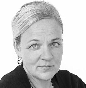 Lotte Konow Lund. Foto: Øystein Thorvaldsen/Nasjonalmuseet