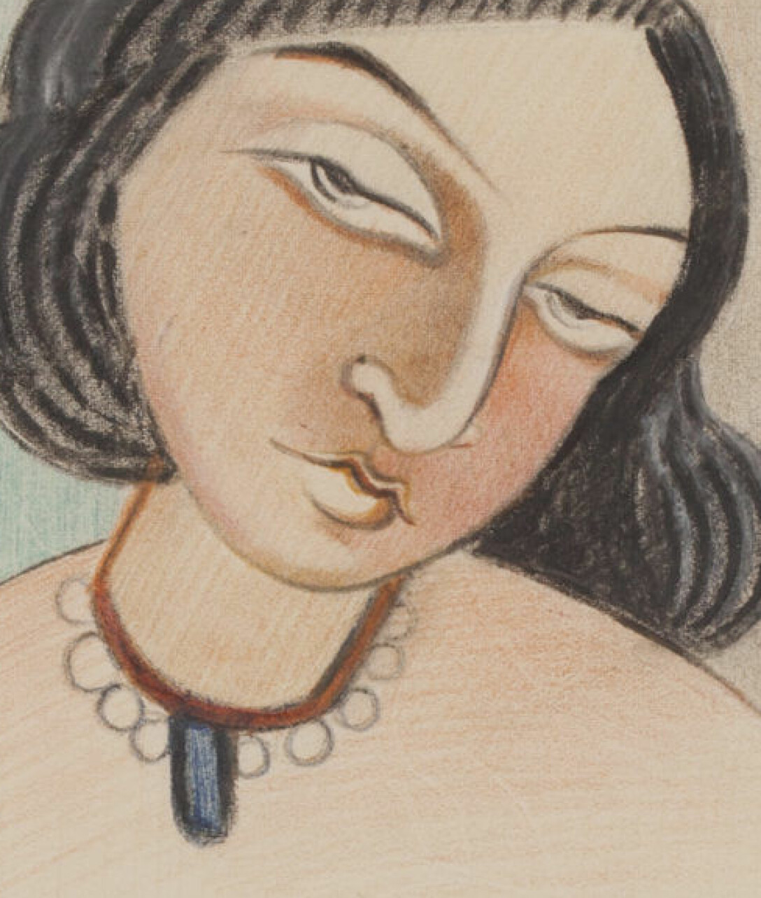 Eva Bull Holte stilles ut på RAM Galleri sammen med kunsten til Marthe Elise Stamrud.