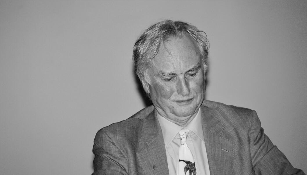 Richard Dawkins er en av de mest aggressive sekulære i den internasjonale offentligheten. Foto: Pixel Dump / Flickr (CC BY 2.0).