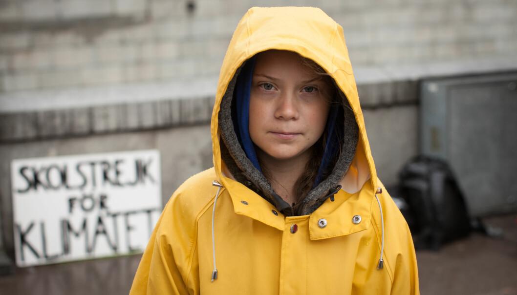 Greta Thunberg. Foto: Anders Hellberg/Wikimedia Commons (CC BY-SA 4.0)