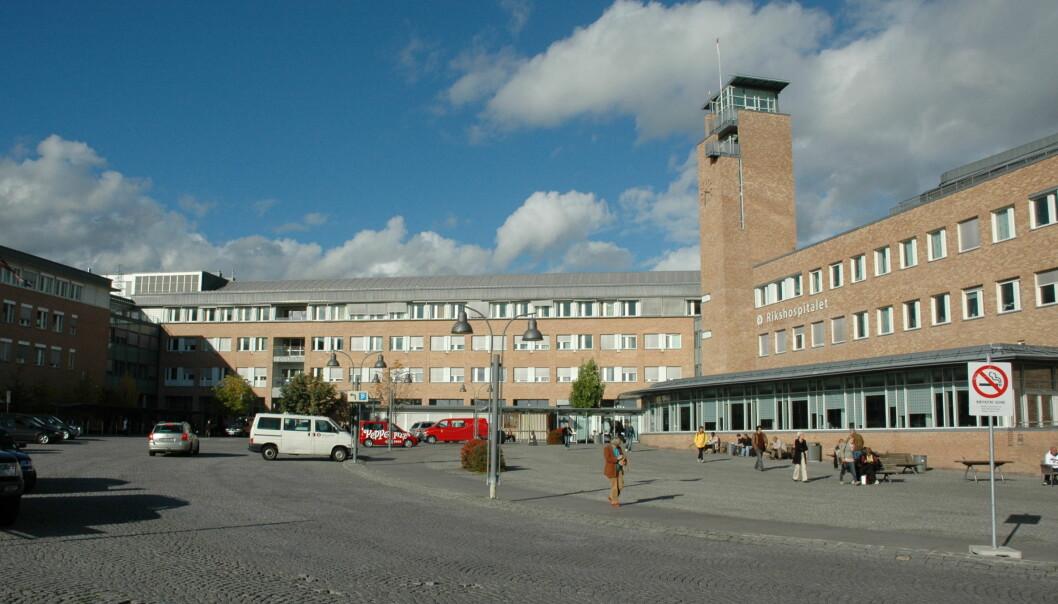 Nasjonal behandlingstjeneste for transseksualisme ved Rikshospitalet har monopol på behandling av transseksuelle i Norge.