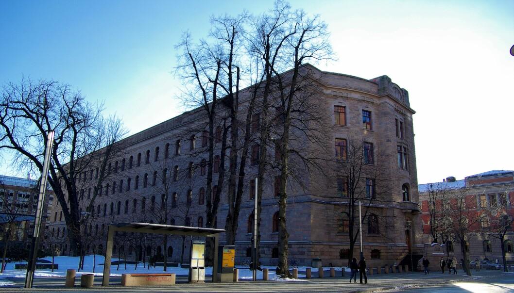 Finansdepartementet. Foto: Bjørn Erik Pedersen/Wikimedia Commons (CC BY-SA 3.0)